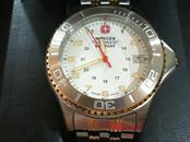 WENGER Gent's Wristwatch SWISS MILITARY WATCH